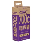 """Circ Deluxe Tube, 700x23-32c+27x1-1/8"""", PV(r) 80mm, Each"""