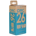 "Circ Deluxe Tube, 26 X 1.75-2.125"", SV, Each"