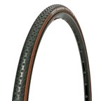 Soma Shikoro Tubeless K Tire, 700 x 48 - Black/Brown