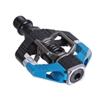 Crank Brothers Candy 7 Pedals, Black/electric Blue