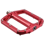 Burgtec Penthouse MK4 Pedals, CrMo - Red