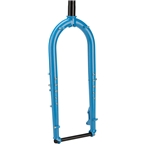 Surly Ice Cream Truck 150x15 Thru Axle Fork Jack Frost Blue