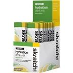 Skratch Labs Sport Hydration Drink Mix: Lemons and Limes Box of 20