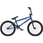 "Radio Dice FS 20"" 2018 Complete BMX Bike 20"" Top Tube Metallic Blue"