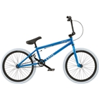 "Radio Evol 20"" 2018 Complete BMX Bike 20.3"" Top Tube Metallic Blue"