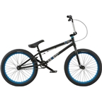"Radio Saiko 20"" 2018 Complete BMX Bike 20.6"" Top Tube Matte Black"