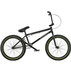 "Radio Darko 20"" 2018 Complete BMX Bike 20.5"" Top Tube Matte Black"