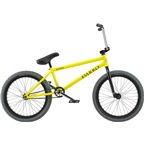 "Radio Darko 20"" 2018 Complete BMX Bike 20.5"" Top Tube Neon Yellow"
