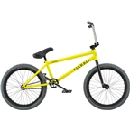 "Radio Darko 20"" 2018 Complete BMX Bike 21"" Top Tube Neon Yellow"