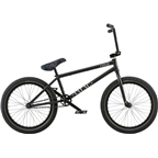 "Radio Valac 20"" 2018 Complete BMX Bike 20.75"" Top Tube Matte Black"