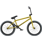 "Radio Valac 20"" 2018 Complete BMX Bike 20.75"" Top Tube Gold"