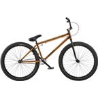 "Radio Ceptor 26"" 2018 Complete BMX Bike 22.7"" Top Tube Translucent Copper"