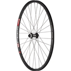 "Quality Wheels Mountain Disc Front Wheel DT 533d Deore M610 29"" 15mm x 100mm Black"