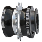 Gusset Double Six Singlespeed Conversion, 16t