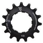 Endless Bike Kick Ass Cog, 15t - Black Ano