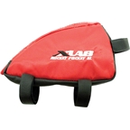 XLAB Rocket Pocket XL Top Tube/ Stem Bag: Red