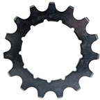 Rohloff Speedhub Splined Sprocket, Steel - 15t