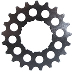 Rohloff Speedhub Splined Sprocket, Steel - 21t