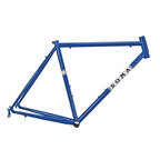 Soma ES Road Frame, 51cm - Pacific Blue