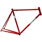 New Albion Cycles Homebrew Road Frame, 58cm - Red