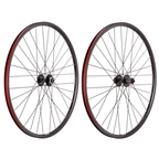 Suzue CX Disc 700c Wheelset, Black