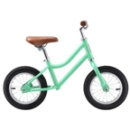 "Reid Girls Vintage 12"" Pedal-Free Balance Bike Mint Green"