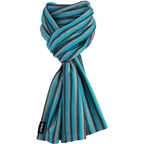 Surly Scarf: Blue/Gray One Size