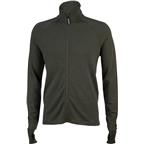 Surly Merino Men's Long Sleeve Jersey: Green