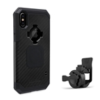 Rokform iPhone X Handlebar Mount Kit: Black