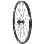 "Halo T2 26"" Front Wheel, 32h - Black"