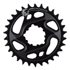 SRAM X-Sync 2 Eagle Cold Forged Aluminum Chainring 30T Direct Mount 6mm Offset