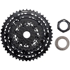 e*thirteen TRS+ 11-speed 9-46t Cassette for XD Driver Freehubs, Black