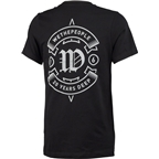 We The People 20 Years T-Shirt: Black