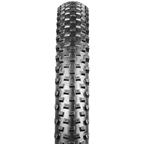 "Vee Tire Co. Crown Gem Fat Bike Tire: 27.5 x 3.8"" 120tpi Folding Bead, Silica Compound, Black"