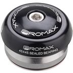 Promax IG-45 Alloy Sealed Integrated 45x45 1-1/8 Headset Black
