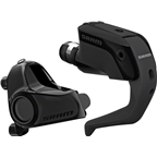 SRAM S900 Aero Hydraulic Road Disc Brake With 2000mm Stealth-a-maJig Hose Flat Mount 20mm Offset Rear A1