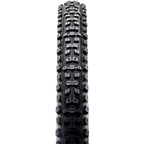 "Maxxis Aggressor Tire 29 x 2.5"" 60tpi Dual Compound EXO Casing Tubeless Ready, Black"