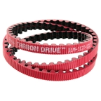 Gates Carbon Drive Carbon Drive CDX Belt, 122t - 1342mm Red
