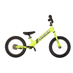 Strider 14x Sport Kids Balance Bike Green includes Easy-Ride Pedal Kit