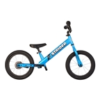 Strider 14x Sport Kids Balance Bike Blue includes Easy-Ride Pedal Kit