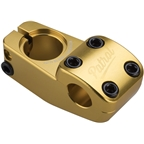 We The People Patrol Stem 28.6mm Rise 53mm Reach Gold