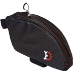 Revelate Designs Jerrycan Top-tube/Seatpost Bag, Black