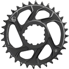 SRAM X-Sync2 30T Direct Mount Chainring with -4mm Offset for Eagle Fat Bike Cranks