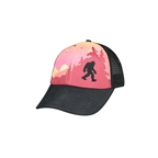 Headsweats Sasquatch 5-Panel Hat, Black