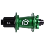 Industry Nine Torch Rear T-A Hub, 12x142mm HG 32h - Green
