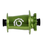 Industry Nine Torch Front 15mm T-A Hub, 100x32h - Lime