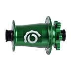 Industry Nine Torch Front 15mm T-A Hub, 100x32h - Green