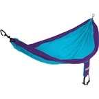 Eagles Nest Outfitters SingleNest Hammock: Purple/Teal