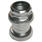 "Interloc Racing Design Techno-Glide Headset, 1"" Threaded - Silver"