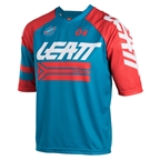 Leatt Jersey DBX 3.0 Shortsleeve Fuel/Red - Medium